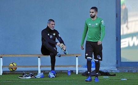 Boudebouaz no está teniendo en el equipo el peso que se esperaba.