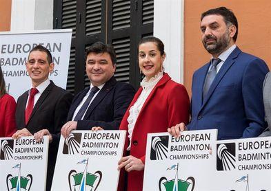 """Carolina Marín asegura que jugar el Europeo en Huelva es un """"sueño hecho realidad"""""""
