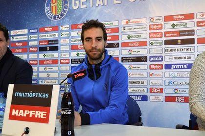 """Flamini: """"Quería jugar en España y el Getafe es un proyecto interesante"""""""
