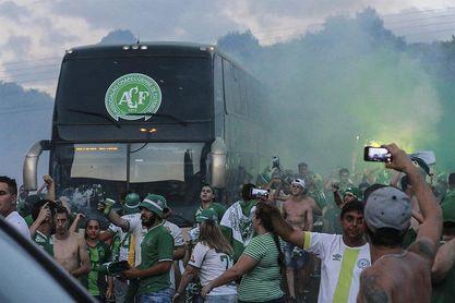 """Nacional pide a sus hinchas una """"conducta ejemplar"""" ante el Chapecoense"""