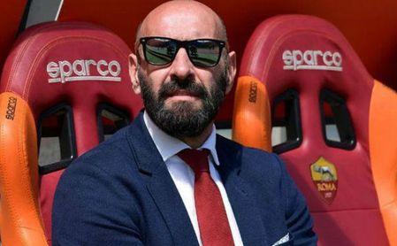 Monchi manda ánimos al Sevilla para la vuelta de Copa.