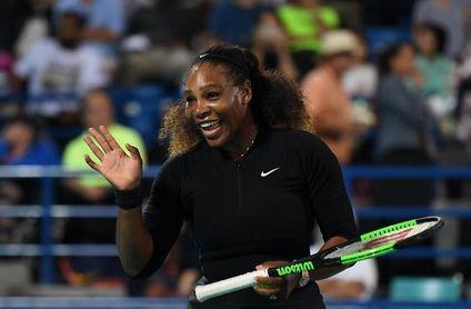Serena Williams regresa esta semana a las pistas en la Copa Federación