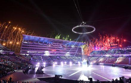 Arranca la ceremonia de inauguración de los JJOO de Invierno PyeongChang 2018