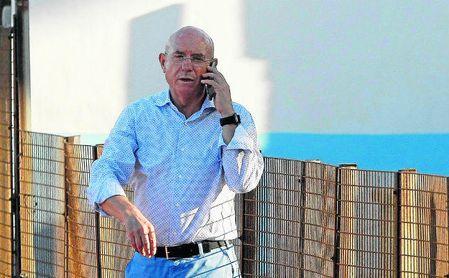 Lorenzo Serra Ferrer, vicepresidente deportivo del Betis.