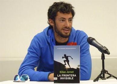 Kilian Jornet gana el Kilómetro Vertical de la Copa del Mundo de Sant Vincent