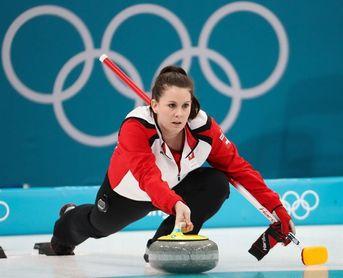 Suiza establece un nuevo récord olímpico con seis puntos en el octavo juego