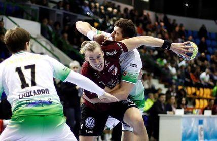 34-32. Oswaldo guía al Anaitasuna a la victoria ante el Lugi sueco