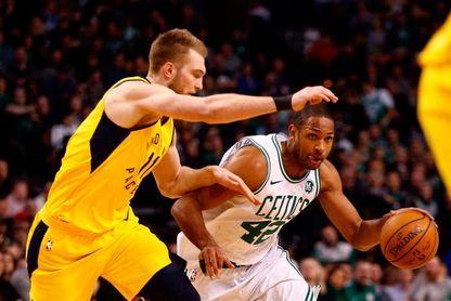 91-97. Oladipo lidera a Peacers que detienen mala racha ante Celtics