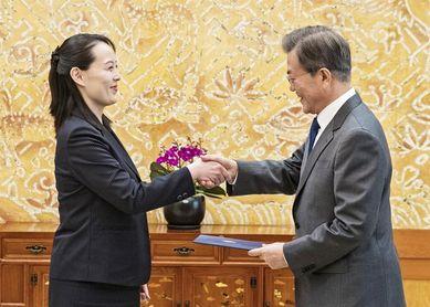 Kim Jong-un propone celebrar la primera cumbre intercoreana en una década
