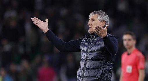 """Setién espera """"alguna novedad"""" en un Deportivo que estrena entrenador"""