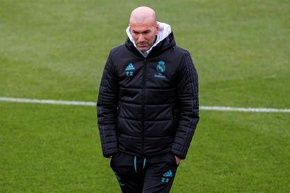 Zidane descarta a Theo, Llorente y Mayoral