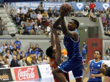 76-90. Valencia Básket culmina en Burgos una gran semana y ya piensa en Copa
