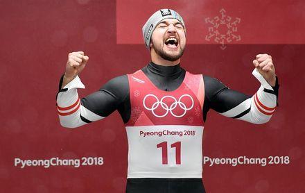 Austriaco Gleirscher, nuevo campeón olímpico de luge individual