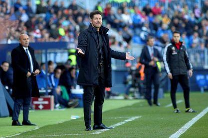 La chispa de Griezmann y la eficacia del Atlético amenazan al Barcelona