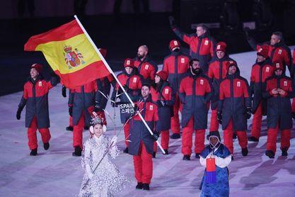 """Lucas Eguibar: """"Nico me decía que sonriese, que ondeara bien la bandera"""""""