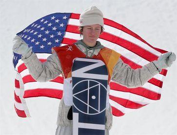 Redmond Gerard, primer campeón olímpico de snowboard en PyeongChang