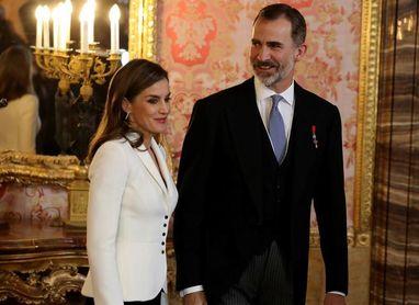 Los Reyes expresan su orgullo por la selección española