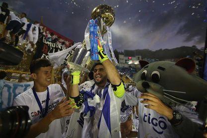 Alianza salvadoreño empata con Pasaquina y suma 34 partidos sin perder