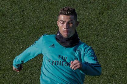 Cristiano Ronaldo firma su primer triplete y acelera en su remontada