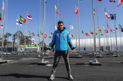 """Javier Fernández: """"Vengo a sacarme la espina, quedé a las puertas del podio"""""""