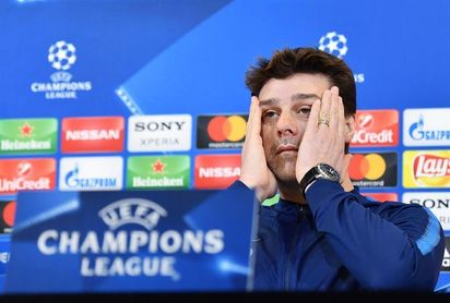 """Pochettino dice que el Juventus cambia si Dybala """"está o no está en el campo"""""""