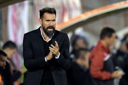 Zamora buscará cambiar su historia en la Sudamericana ante el centenario Colón
