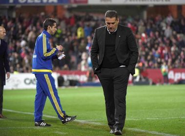 Sandoval, cuarto entrenador del Córdoba en esta temporada