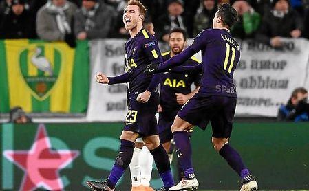 Los ingleses reaccionaron bien al 2-0.