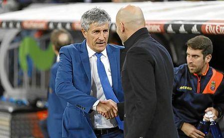 Aviso al Betis, el Madrid no se relaja tras la Champions
