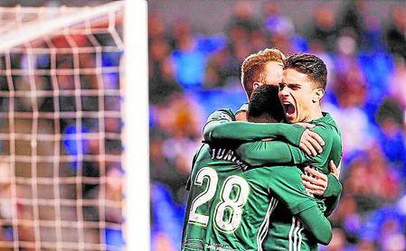 El central cuenta sus partidos por victorias y, además, con él el equipo sólo ha encajado un gol.