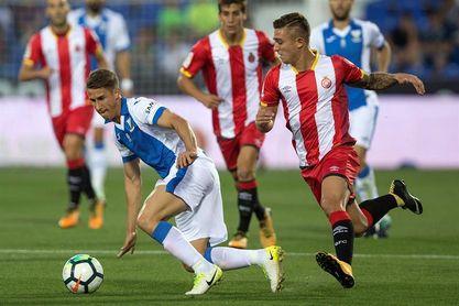 Girona y Leganés, dos equipos revelación que quieren acercarse a Europa