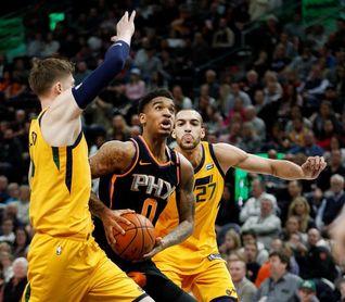 Jazz y Rockets llegan al descanso del All-Star con mejor racha y marca en la NBA