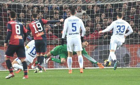 0-2. El Inter se hunde en Génova