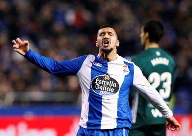 Bakkali se perderá el partido ante el Espanyol por sanción