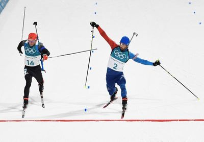 Fourcade rubrica su doblete en un final de ´foto finish´