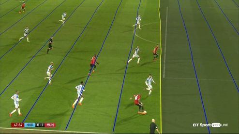 Las líneas del VAR con las que anularon un gol a Mata