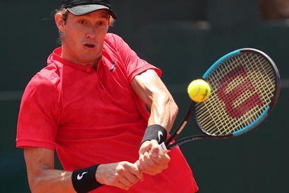 El chileno Nicolás Jarry es el primero en avanzar a la segunda ronda en Río