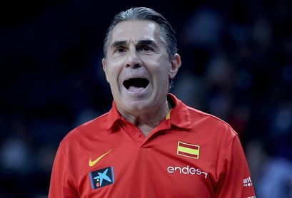 """Sergio Scariolo: """"Ganar los dos primeros partidos fue un paso muy importante"""""""