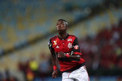 Vinicius Junior marca y el Flamengo conquista la Copa Guanabara de Río