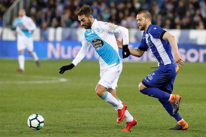 Adrián López será baja ante Espanyol y Getafe por lesión de rodilla