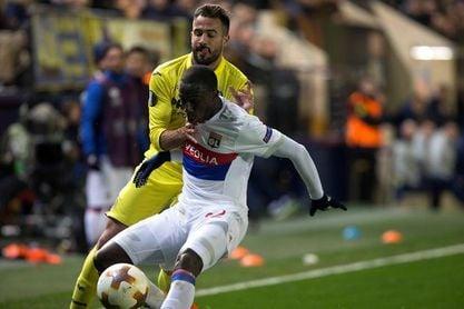 0-1. El Villarreal cae otra vez ante el Olympique, que fue mejor