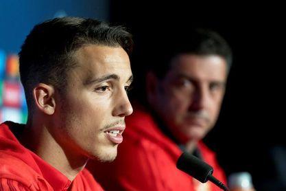 """Grimaldo:""""Mi objetivo es ir con España al Mundial de Rusia, para eso trabajo"""""""
