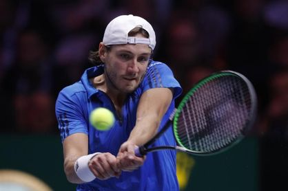 Pouille regresa a la final de Marsella, que disputará ante Khachanov