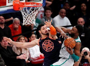 112-121. Irving se acercó al triple-doble en triunfo de los Celtics