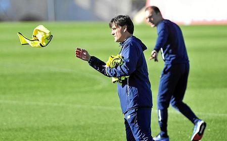 Montella ha citado a 18 futbolistas.