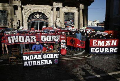 El 7 de mayo juzgan a 11 Indar Gorri por pertenencia a grupo criminal