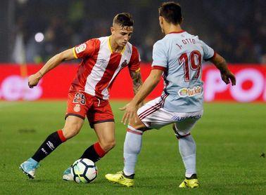 El Girona y el Celta, con la Liga Europa como objetivo