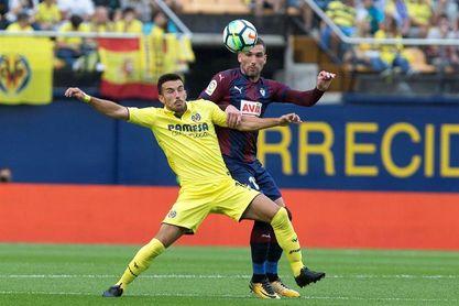 El Eibar se juega sus opciones europeas ante un Villarreal en zona Europa