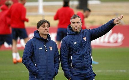El Sevilla presentará alguna novedades en La Rosaleda.