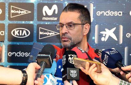 Pedro Martínez (Baskonia), mejor entrenador de febrero